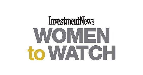 InvestmentNews Women to Watch Logo