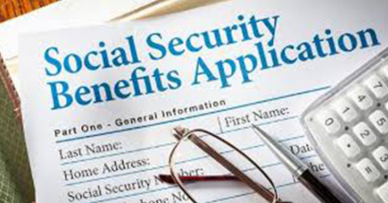 Social Security Appliation
