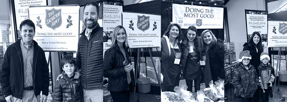 Beyond the Red Kettle: Joining the Salvation Army in helping those in need